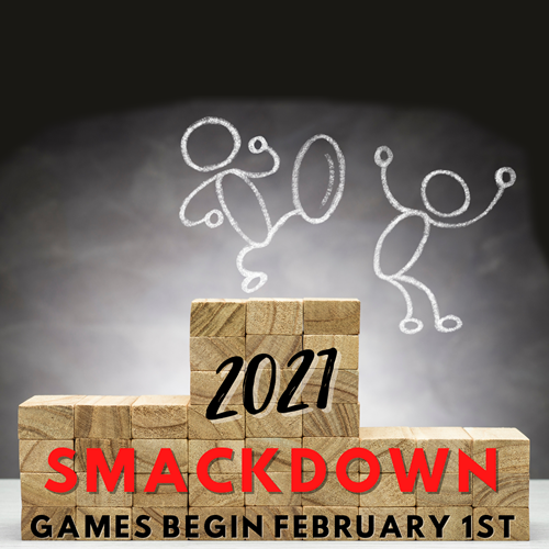2021 Smackdown Challenge product image